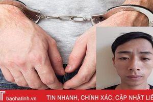 Bắt tên trộm trong Formosa Hà Tĩnh sau hơn 8 tháng trốn nã ở miền Nam