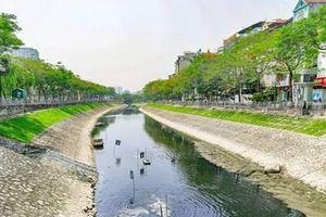 Công bố kết quả thí điểm làm sạch trên sông Tô Lịch và Hồ Tây