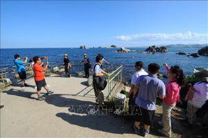 Hàn Quốc ưu tiên bảo đảm an toàn cho du khách tới núi Kumgang