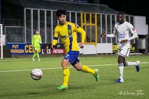 Công Phượng ghi 1/6 số bàn của U21 Sint-Truidense kể từ đầu mùa