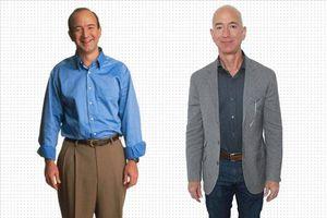 Quá trình trở thành người đàn ông giàu nhất hành tinh của tỉ phú Jeff Bezos