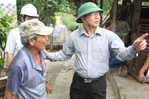 Bão số 5 tiến sát Bình Định: Đóng cửa sân bay, sẵn sàng di dân