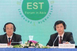 Việt Nam cam kết thúc đẩy GTVT bền vững, giảm ô nhiễm môi trường