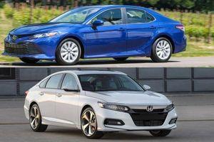 Giá cao hơn Toyota Camry trăm triệu, Honda Accord có làm nên chuyện?