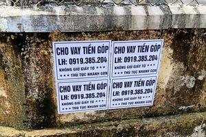 Thừa Thiên – Huế: Xử phạt hành chính nhiều trường hợp quảng cáo 'Tín dụng đen'