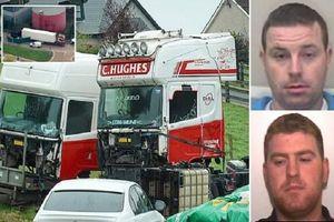 Vụ 39 người chết tại Anh: Cảnh sát truy tìm hai nghi phạm quan trọng