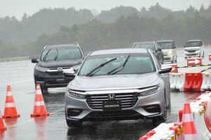 Trải nghiệm công nghệ Honda Sensing tại trường đua danh tiếng ở Nhật Bản