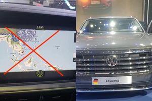 Xe Volkswagen có 'đường lưỡi bò' được 'mượn' từ Trung Quốc?
