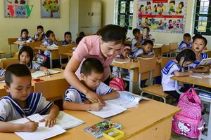 Bồi dưỡng hàng chục nghìn giáo viên tiểu học cốt cán