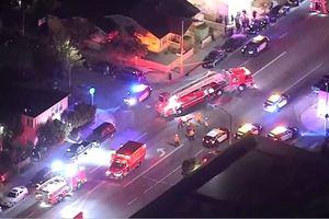 Xả súng tại tiệc Halloween ở California (Mỹ) làm 3 người thiệt mạng