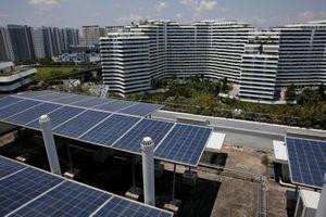 Singapore mở rộng sử dụng năng lượng mặt trời vào năm 2030