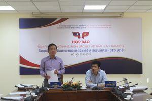 Ngày hội Thắm tình hữu nghị Việt – Lào 2019 có gì đặc biệt?