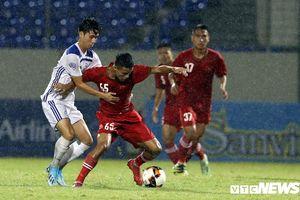 Trực tiếp U21 Việt Nam vs Đại học Hanyang, giải U21 quốc tế 2019