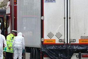 Tiết lộ mới nhất về nguyên nhân dẫn đến cái chết của 39 người trong container ở Anh