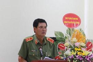 Vi phạm pháp luật bảo vệ bí mật nhà nước, thi hành kỷ luật cảnh cáo với Trung tướng Trình Văn Thống