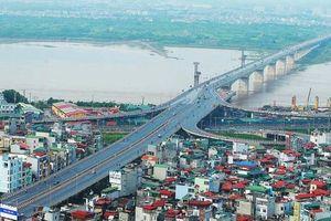 Hà Nội: Đầu tư 2.500 tỷ đồng xây cầu Vĩnh Tuy 2 với 4 làn xe