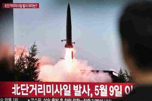 Triều Tiên phóng tên lửa giữa lúc hạn chót đàm phán cận kề