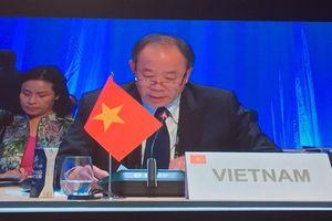 Việt Nam bày tỏ quan ngại về Biển Đông trước cộng đồng Pháp ngữ