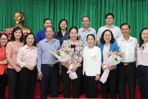 Đồng chí Lê Thị Hồng Nga làm Phó Bí thư Đảng ủy Khối Dân - Chính - Đảng TPHCM