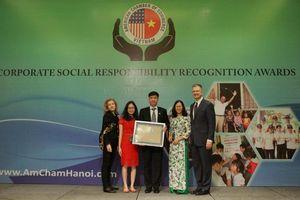 Microsoft Việt Nam được vinh danh cho giải thưởng Cống hiến Vì Cộng Đồng