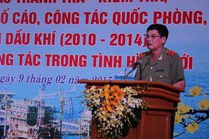 Cảnh cáo Trung tướng Trình Văn Thống vì vi phạm bí mật Nhà nước