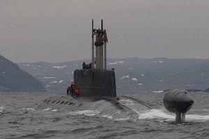 Tiết lộ hoạt động quân sự bí mật của 8 tàu ngầm hạt nhân Nga trên biển Na Uy