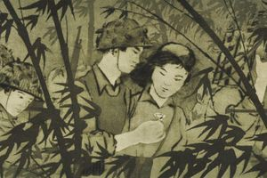 Triển lãm nghệ thuật về nghệ sỹ-người lính Việt Nam tại Singapore