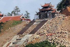 UBND tỉnh Hà Giang không làm đúng quy hoạch của Chính phủ