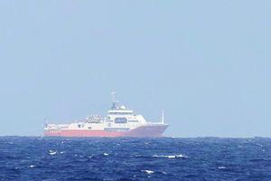 Công khai vi phạm của Trung Quốc ở Biển Đông