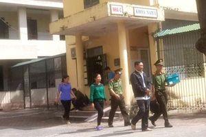 Bắt vợ giám đốc, 2 trưởng khoa BV Tâm thần Thanh Hóa ăn chặn thuốc người bệnh