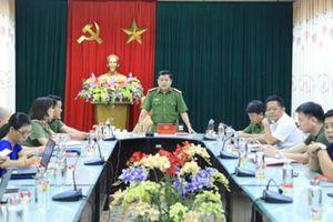 Công an quận Hải Châu phục hồi giải quyết nguồn tin tội phạm với bà Hồng
