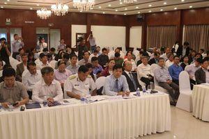 Hội nghị bồi dưỡng kiến thức về biển, đảo cho phóng viên báo chí