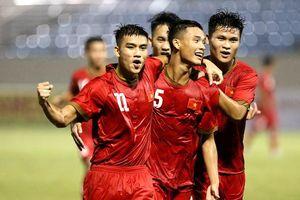 U21 Việt Nam thắng giòn giã 4-1 đội bóng quê hương HLV Park Hang-seo