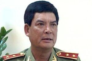 Kỷ luật cảnh cáo Trung tướng công an Trình Văn Thống