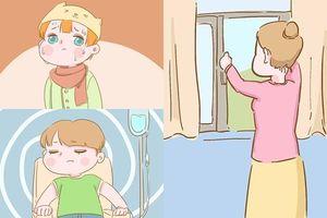 4 việc mẹ thường làm khi trời lạnh, tưởng bảo vệ con hóa ra lại gây hại đến trẻ không ngờ
