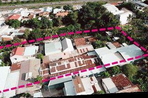 TP.HCM cưỡng chế công trình xây không phép của lãnh đạo quận Thủ Đức