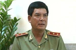 Tướng Trình Văn Thống bị cảnh cáo do vi phạm pháp luật bảo vệ bí mật Nhà nước