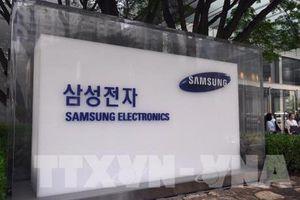 Samsung Electronics công bố lợi nhuận sụt giảm hơn 50%