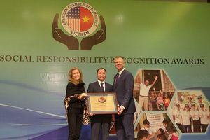 Amcham trao giải thưởng trách nhiệm xã hội cho 34 doanh nghiệp Mỹ tại Việt Nam