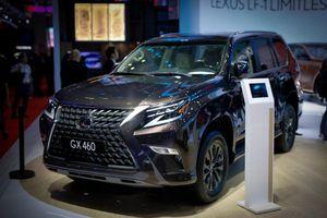 Lexus GX 460 2020 về Việt Nam có giá 5,69 tỉ đồng
