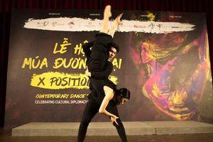 Khai mạc lễ hội Múa đương đại quốc tế Xposition 'O'
