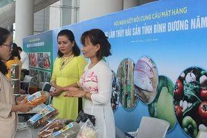 Big C tìm kiếm hàng Việt qua hội nghị kết nối cung cầu mặt hàng nông sản Bình Dương