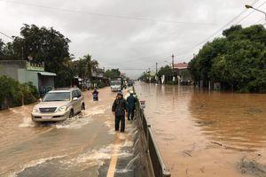 Hàng không, đường bộ gần như tê liệt ở Nam Trung Bộ do bão số 5