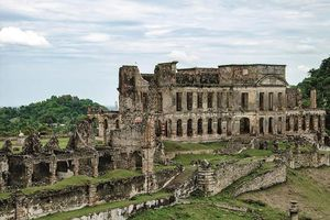 8 cung điện tuyệt đẹp bị lãng quên