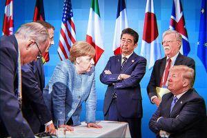 Vì sao ông Trump cần Nga quay lại G7?