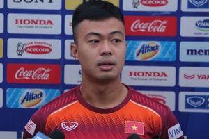 Sao trẻ SHB Đà Nẵng tự tin cạnh tranh vị trí với Đoàn Văn Hậu trong đội hình U22 Việt Nam
