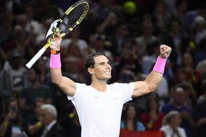 Nadal giành chiến thắng trước Wawrinka dù dính chấn thương