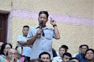 Phó thủ tướng yêu cầu tiếp tục đối thoại với người dân Thủ Thiêm