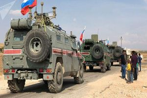 Quân đội Thổ Nhĩ Kỳ, Nga bắt đầu tuần tra chung ở Đông Bắc Syria