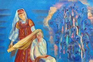 Triển lãm 'Nghi lễ cưới của các dân tộc Nga'